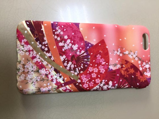Image of Japanese Style iPhone 6 Hard Cover (D)