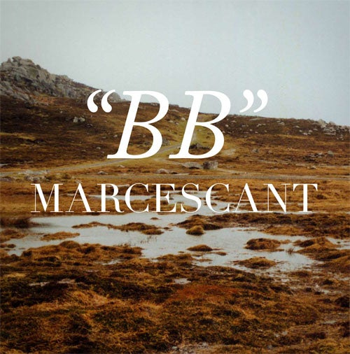"Image of BB ""Marcescant""  LP/CD"