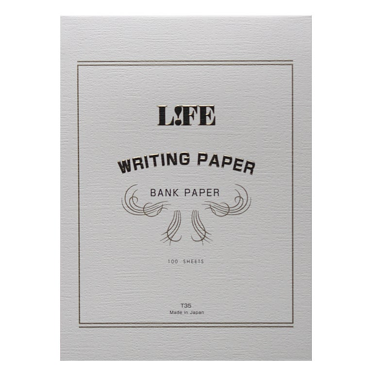 Image of LIFE Bank Paper