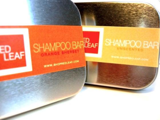 Image of Mens Shampoo Bar For Travel 100% Vegan Mens Hair Care