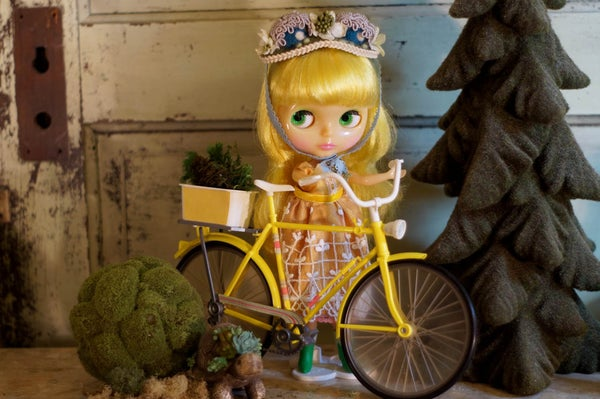 Image of Blythe Fashion by Diem Chau : A Date w/ Blythe Auction