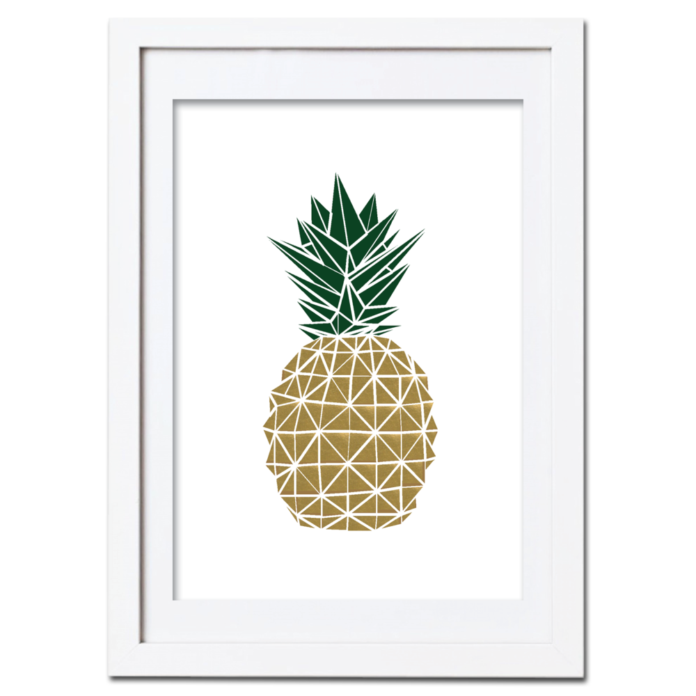 Image of Pineapple Print