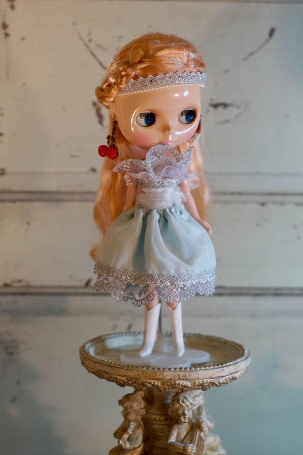 Image of Blythe Fashion Cinderella: Date w/Blythe Auction