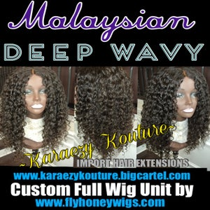 Image of Malaysian Deep Wavy ***BACK BY POPULAR DEMAND***