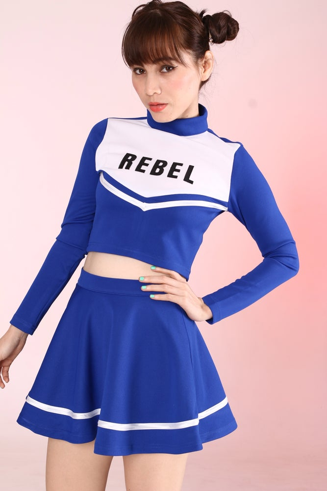 Image of  Team Rebel Cheerleading Set