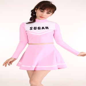 Image of Made To Order - Team Sugar Cheerleading Set