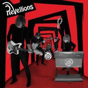 Image of The Revellions - Self Titled Vinyl LP