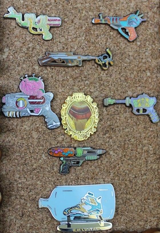 Image of Cavern Pin Regular Set
