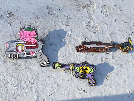 Image of Cavern Pins Part 2 BUNDLE