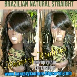 Image of Virgin BRAZILIAN NATURAL STRAIGHT
