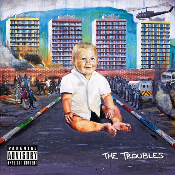 Image of The Troubles (ALBUM)