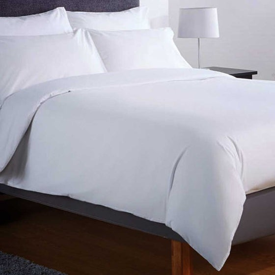 Image of Percale Duvet Covers