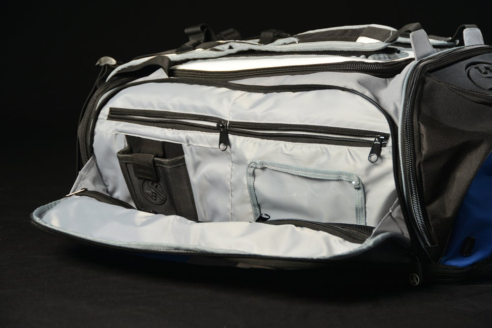 Image of Travelers Pack Blue/Grey