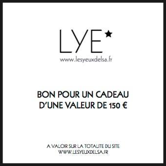 Image of Bon cadeau 150 Euros