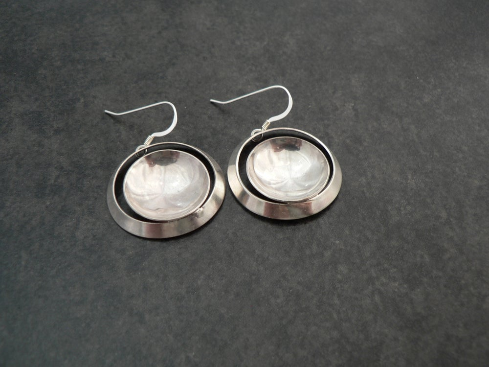 Image of Inverted Dome Earrings