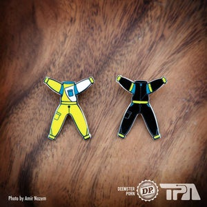 Image of TPA/Liminus Jumpsuit Pins