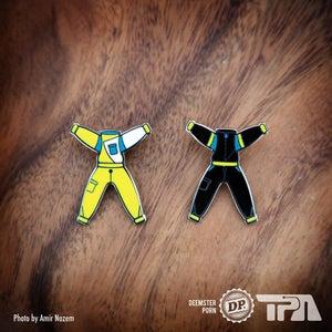Image of TPA/Liminus Jumpsuit Pins