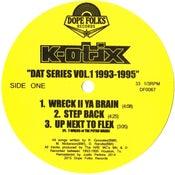 """Image of K-OTIX """"DAT SERIES VOL.1 1993-1995"""""""