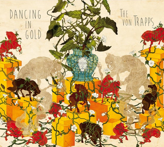 Image of Dancing In Gold-EP
