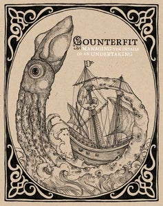 Image of DISTRO: Counterfit - Managing The Details Of An Undertaking CD/DVD