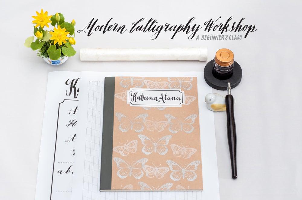 Image of Cebu Modern Calligraphy Workshop