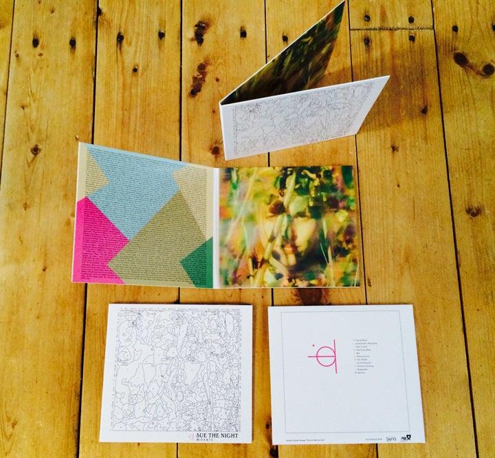 Image of 'MOSAIC' CD