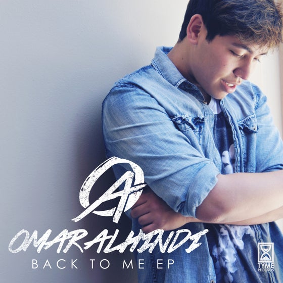 "Image of Omar Alhindi - ""Back To Me"" EP"