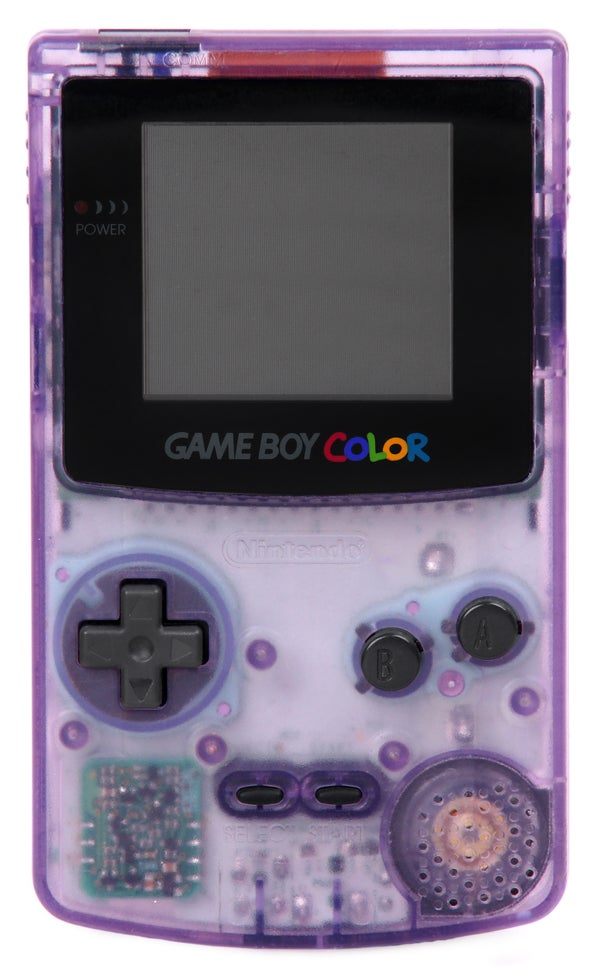 Image of Game Boy Color