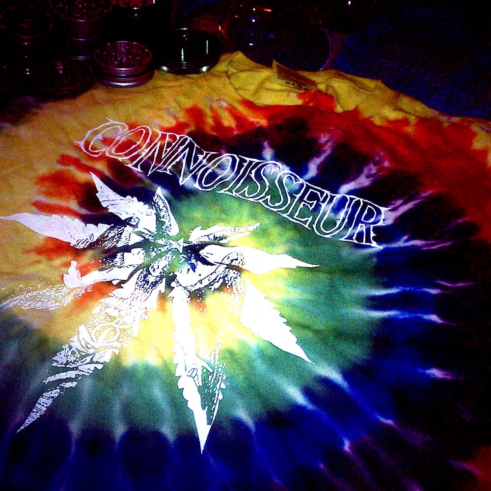 Image of Connoisseur Tie Dye Shirt