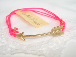 Image of Arrow friendship bracelet