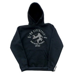 Image of Northern Hoodie - Black