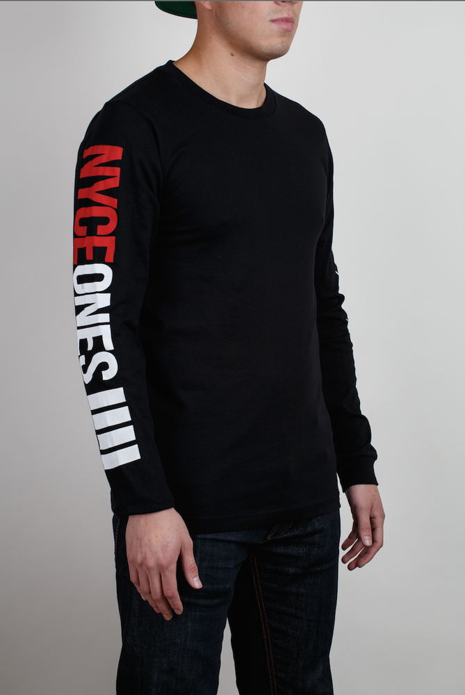 Image of Nyce Ones Long Sleeve Tee