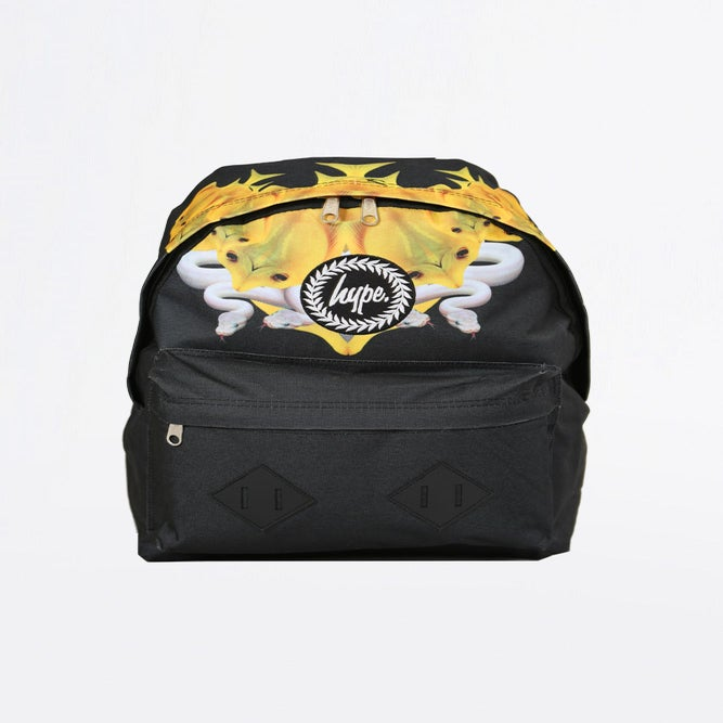 Image of HYPE. SNAKE FISH BAG