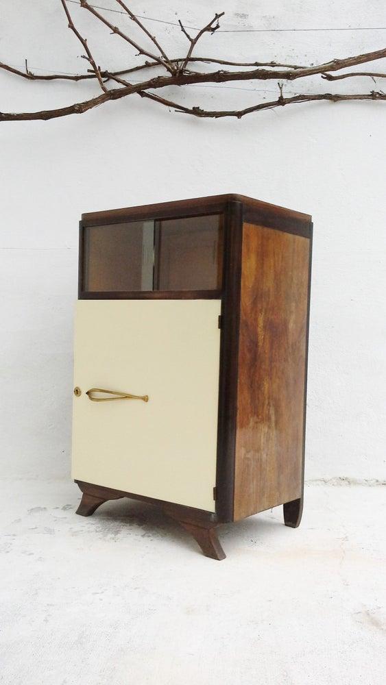 Image of Meuble de rangement vintage