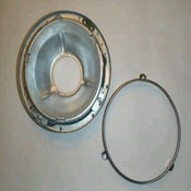 Image of 7 inch  Touring Headlight Bucket Assembly for FXRT Kit