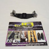 Image of FXDXT JD Custom Fairing  Adapter Bracket Bottom