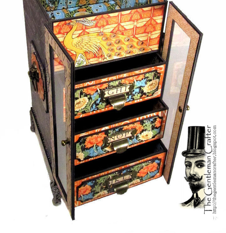 Image of The CHA Curious Cabinet Tutorial -Instant DL