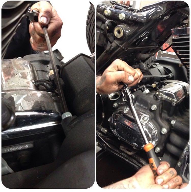 "Image of Starter Motor / Intake Seal 1/4"" ball allen"