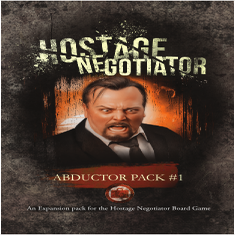 Abductor Pack 1: Hostage Negotiator -  Van Ryder Games