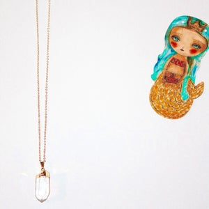 Image of Them Powers Necklace - GOLD |NOTS|