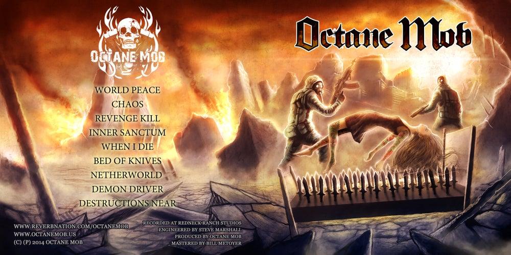 Image of Octane Mob CD 2015        OCTANE MOB