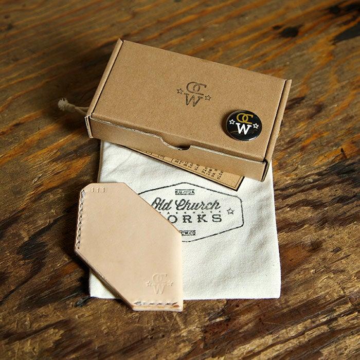 Image of Minimalist's Leather Sheath Wallet