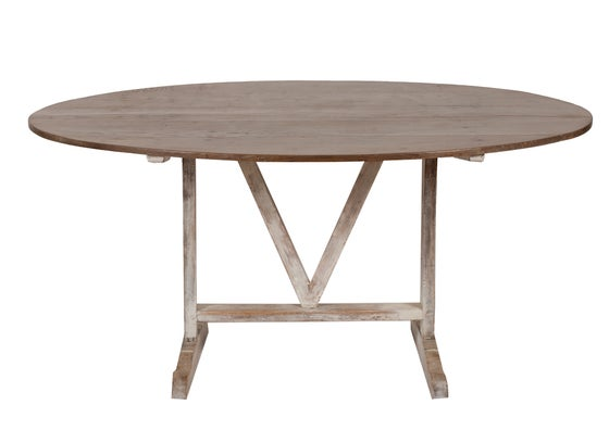 Image of 19th C. Wine Table from France