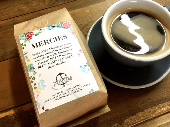 Image of Digital Download & Anchorhead Whole Bean Coffee