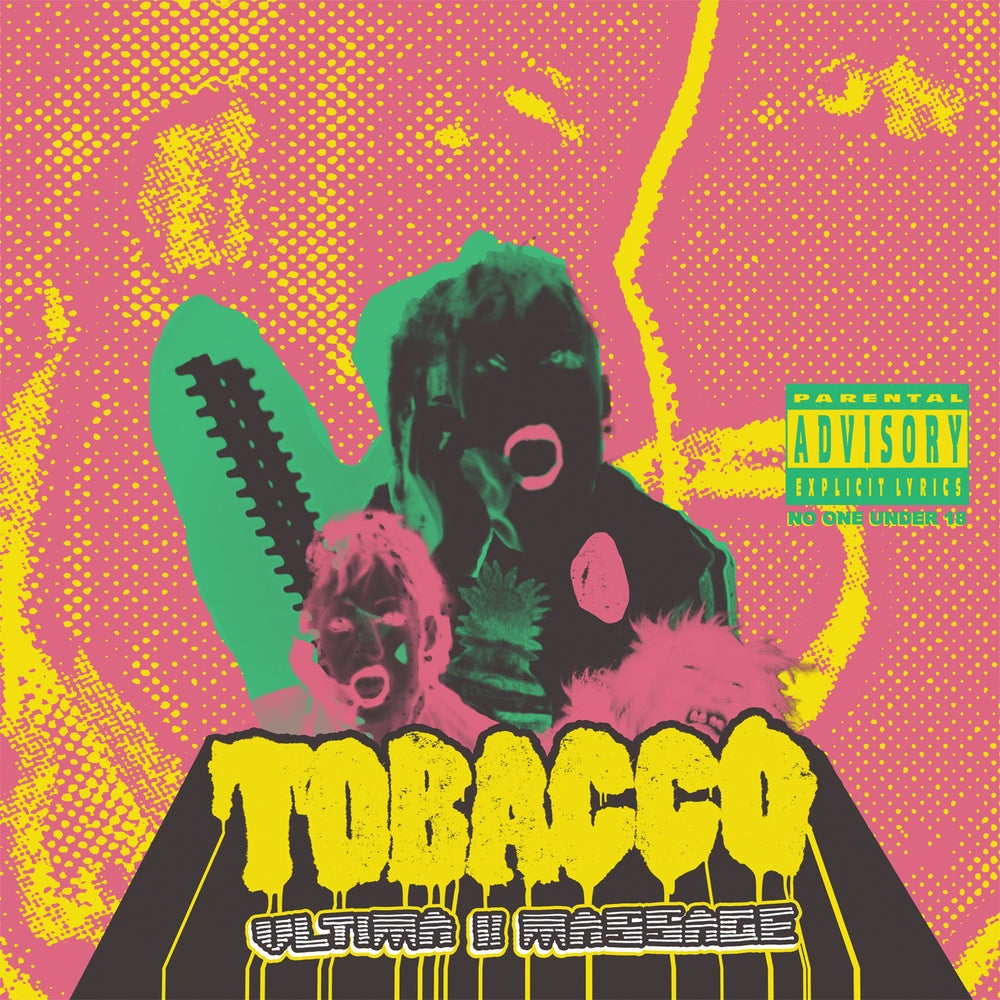 "Image of TOBACCO ""Ultima II Massage"" CD"