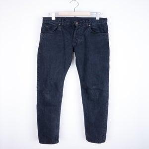 Image of Patrik Ervell - Washed Black Selvedge Jeans