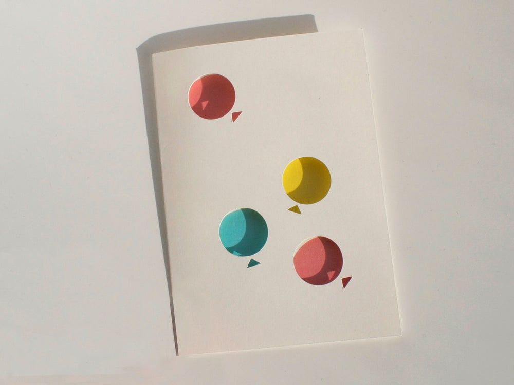 Image of 2 x Blow Balloons