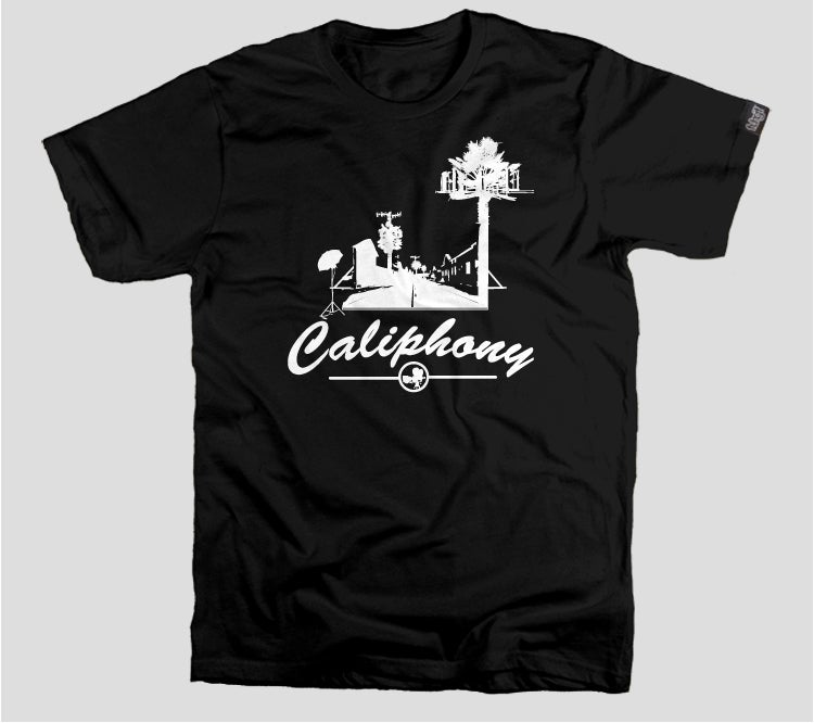 Image of Caliphony T shirt