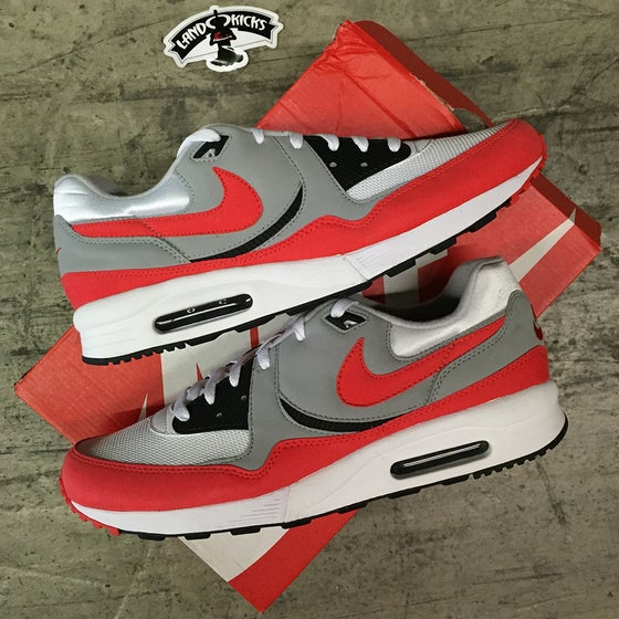 Image of Nike Air Max Light Essential 'Crimson'
