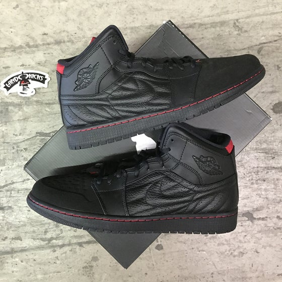 Image of Nike Air Jordan 1 Retro '99 'Black/Red'